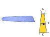 Prontotop Mod CPKomplettbezug hellblau