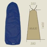 Bezug Maxi d.blau