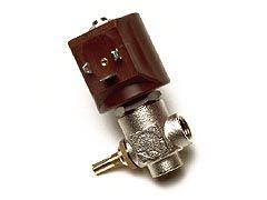 "Magnetventil Ceme 9922 Teflon 1/4"",Ø 2,8mm, Eck"